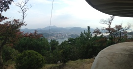 Visit to Onomichi--a seaside city near my town in Japan.
