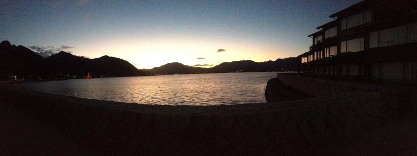 The View of Miyajima