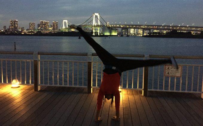Rainbow Bridge Tokyo 2016