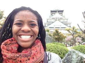 Osaka Castle 2016